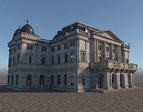 Schwerin Teater 3D museum