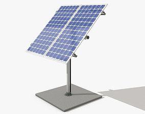 3D model 3d Solar Panel