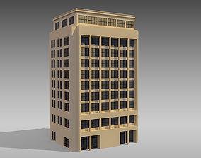 3D model Commercial Building 009