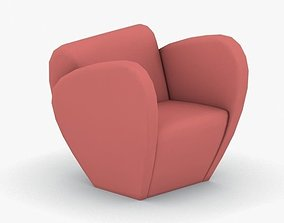 0090 - Modern Armchair 3D model