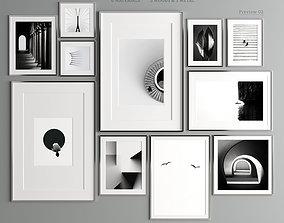 Art Frame 301 3D asset