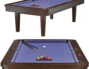 Blatt Billiards 3D