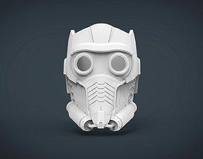 Star-Lord Helmet - stl files for 3d printing 3D print