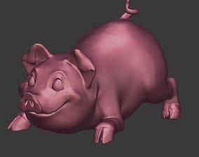 Piggy 3D print model