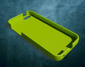 3D printable model iPhone 5 Cover