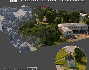 Aerial scan 3 3D model