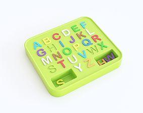 Baby toy 03 3D model