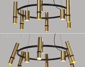 3D Lampatron React R 9 lamps