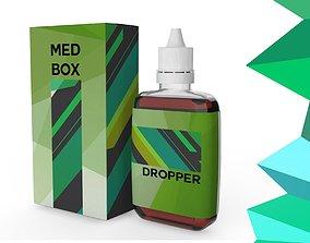 3D Dropper 04 heal