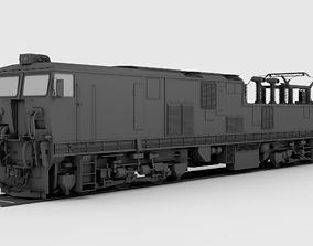 Class 9E Electric Locomotive 3D