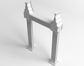 Gateway Rectangle 3D model