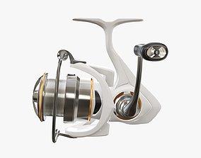 Fishing reel 3D PBR