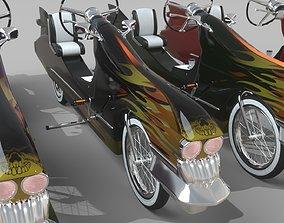 3D model Cadi bike