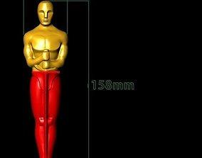 07 Oscar statue 3D printable model