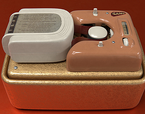 antique 3D Tefifon