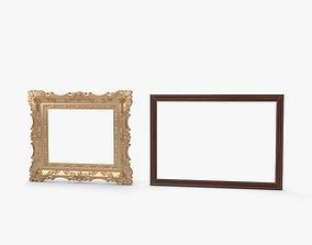 Picture Frame 3D model home