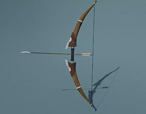 3D model Bow handpainted reskin