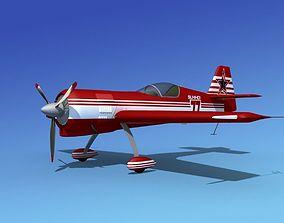 Sukhoi SU-26 Aerobat V01 3D model