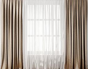 3D model Curtain 89