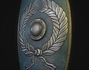 Cetratus shield 3D model