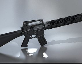 M16A4 1on10 scale model