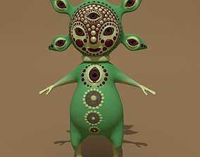 3D Mystical Monster C