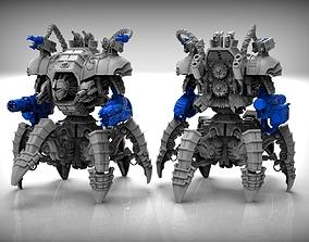3D print model Dark Techno Heavy Arachknight Torso