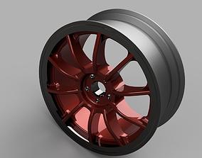 3D model Rims Design