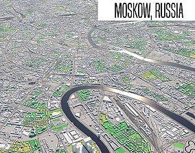 3D Moskow