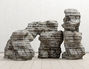 Rock sea n6 3D model