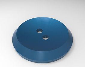3D print model Button clothes