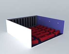 Movie Theater 3D