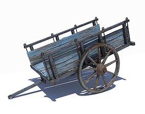 3D cart trailer