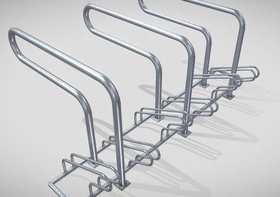 Bike Stand [1] Version [4] 2000mm