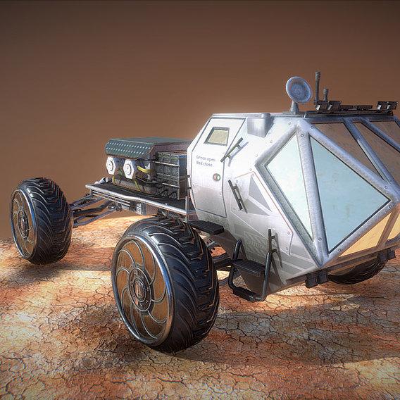 Rover (MarsOne)