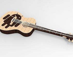 3D acoustic Guitar android