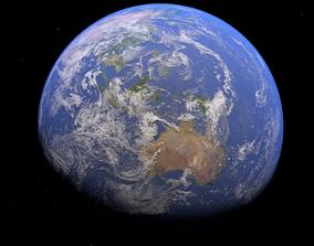 3D model Planet Earth-8K
