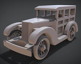 Toy Woody Wagon 3D printable model