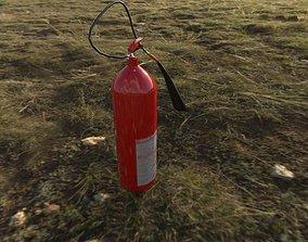 3D model Fire Extinguisher tool