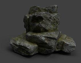 3D asset Rock 7-8