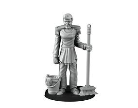3D printable model Prince
