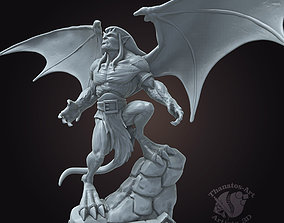 Goliath Gargoyles Fanart 3D print model miniatures