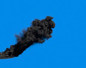 FumeFx- Large Scale High detalied Smoke 3D asset