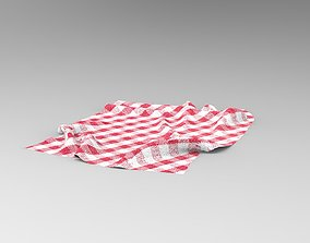 3D model Cloth FBX 714