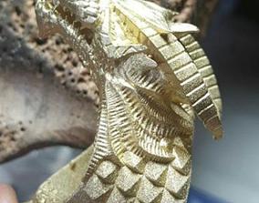 dinosaur dragon ring 3D printable model