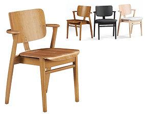 3D model Artek Domus Chair