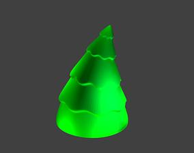3D printable model Decorative Christmas tree