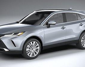 Toyota Venza 2021 3D