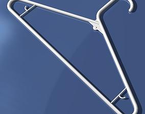 3D model Plastic Clothes Hanger