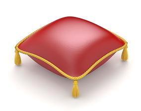 3D model Red Royal Pillow